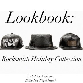 Lookbook: Rocksmith Holiday Collection